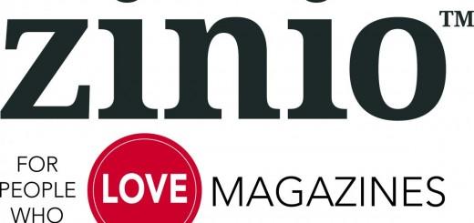 Zinio Love Print logo