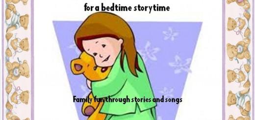 Pajama story time