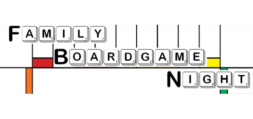 Family Boardgame Night at the Tumbler Ridge Library