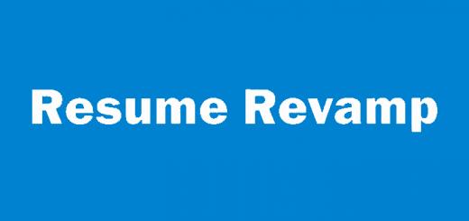 resume-revamp
