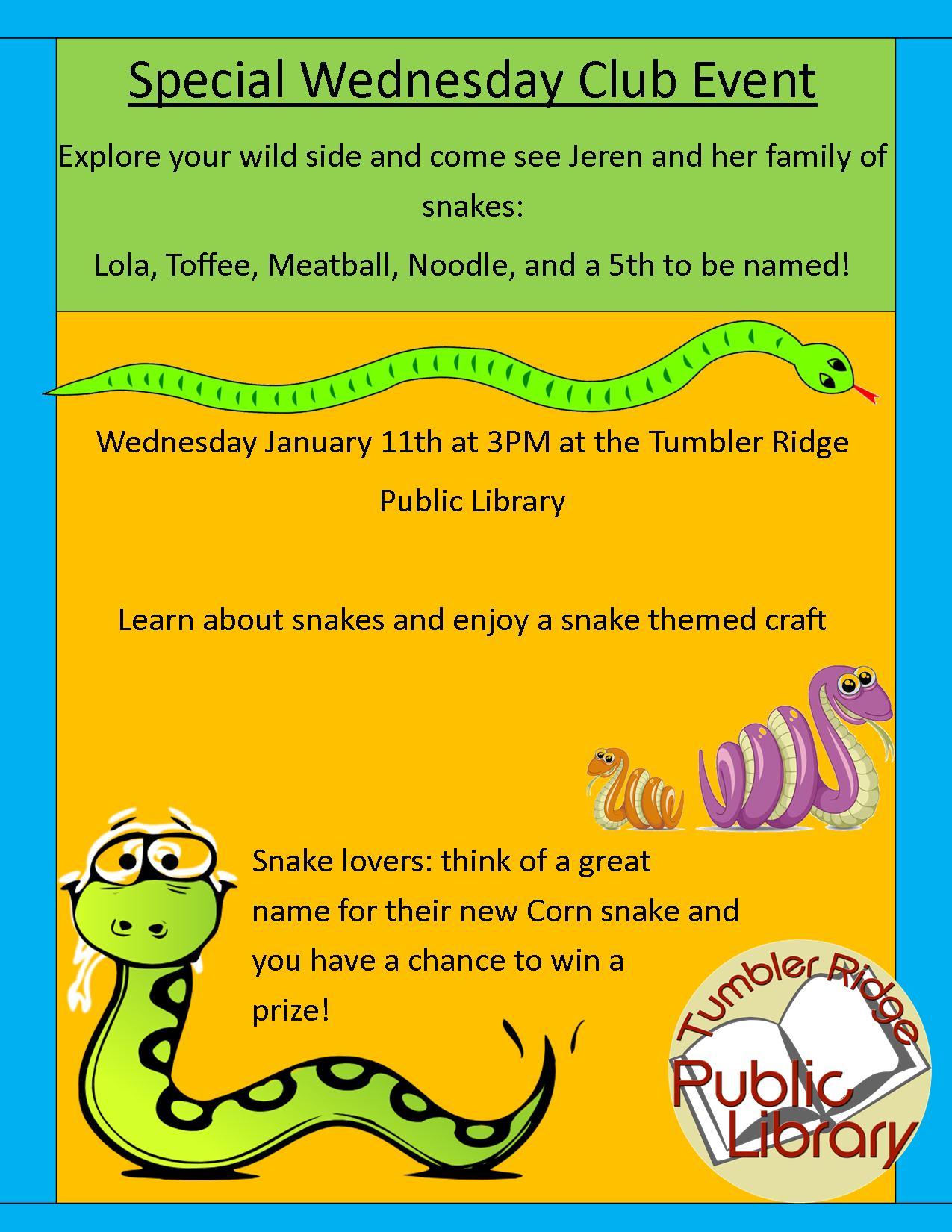 snake-visit