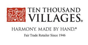 Ten Thousand Villages Goods and Craft Sale